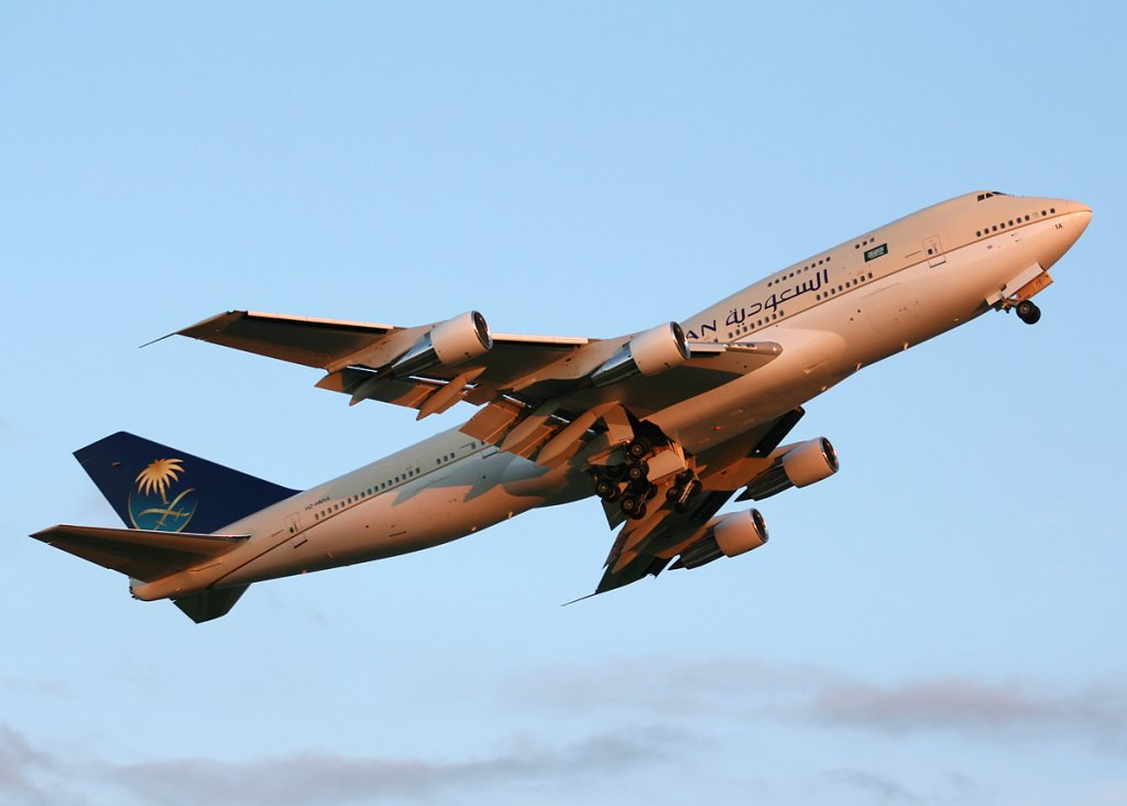 Airliner Boeing 747